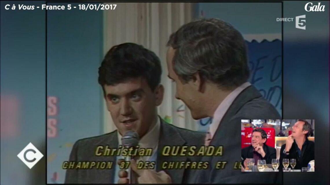 VIDEO – 12 coups de midi: Christian Quesada était déjà champion d'un jeu télé… il y a 30 ans