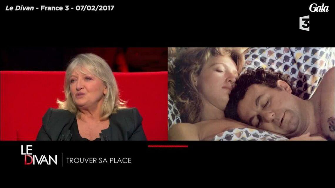 VIDEO – Charlotte de Turckheim évoque sa relation avec Coluche: «Je suis tombée amoureuse de lui»