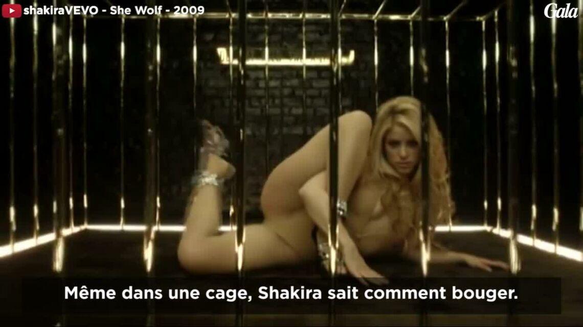 VIDEO – Shakira a 40 ans mais elle mène toujours la danse… sexy