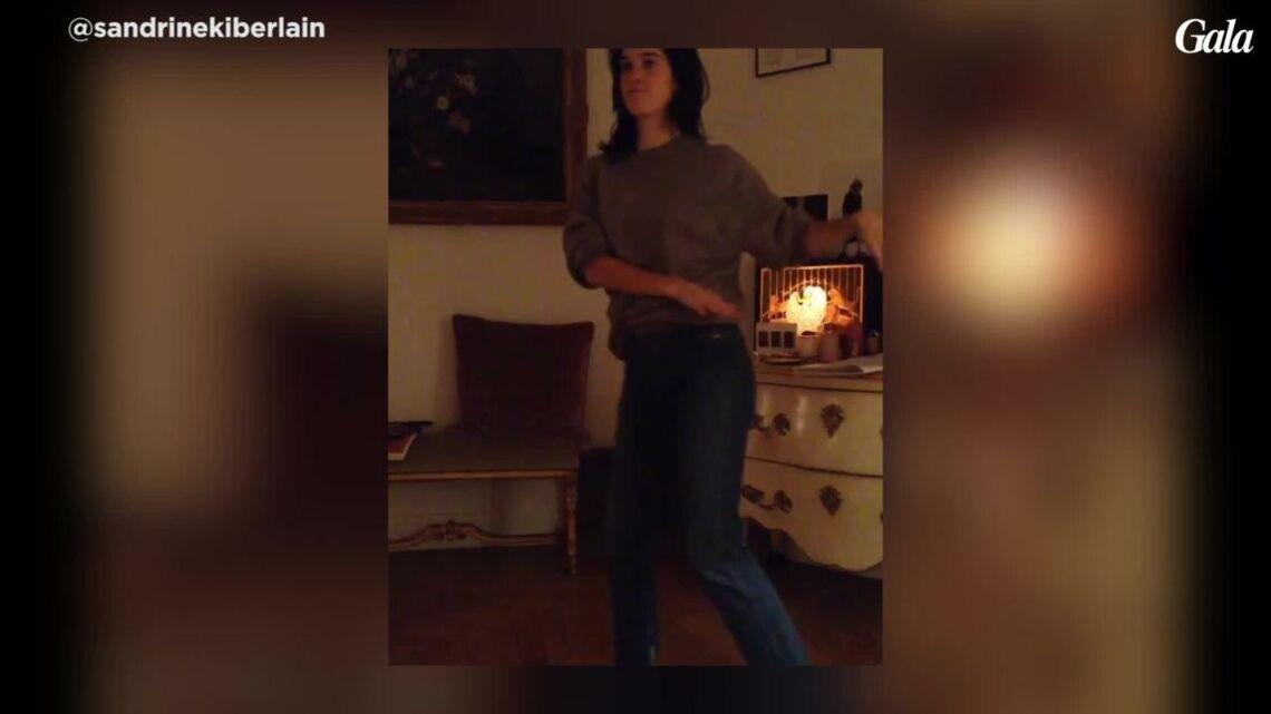 VIDEO – Sandrine Kiberlain et Vincent Lindon: leur fille Suzanne danse sur La la land
