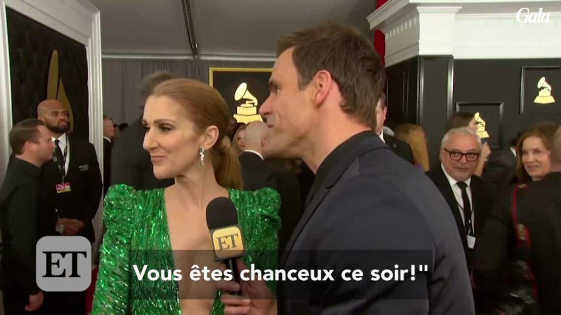 VIDEO GALA- La rencontre lunaire de Céline Dion et Lady Gaga