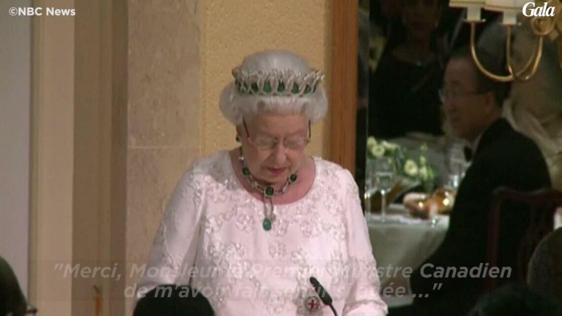 VIDEO- Les 5 fois où Elizabeth II nous a bien fait rire