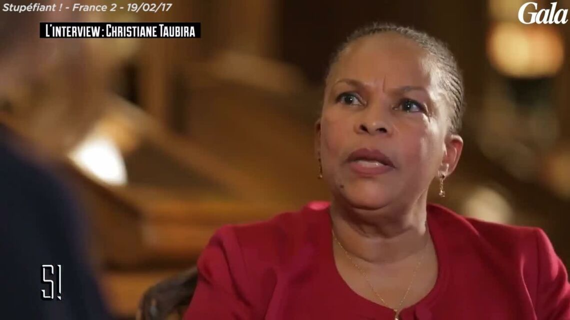 VIDEO – «Qui a été humilié? », Christiane Taubira s'insurge contre les propos d'Emmanuel Macron sur le mariage gay