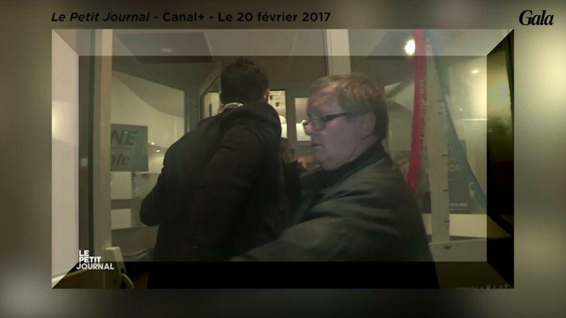 VIDEO – Le service d'ordre de Marine Le Pen violente encore des journalistes