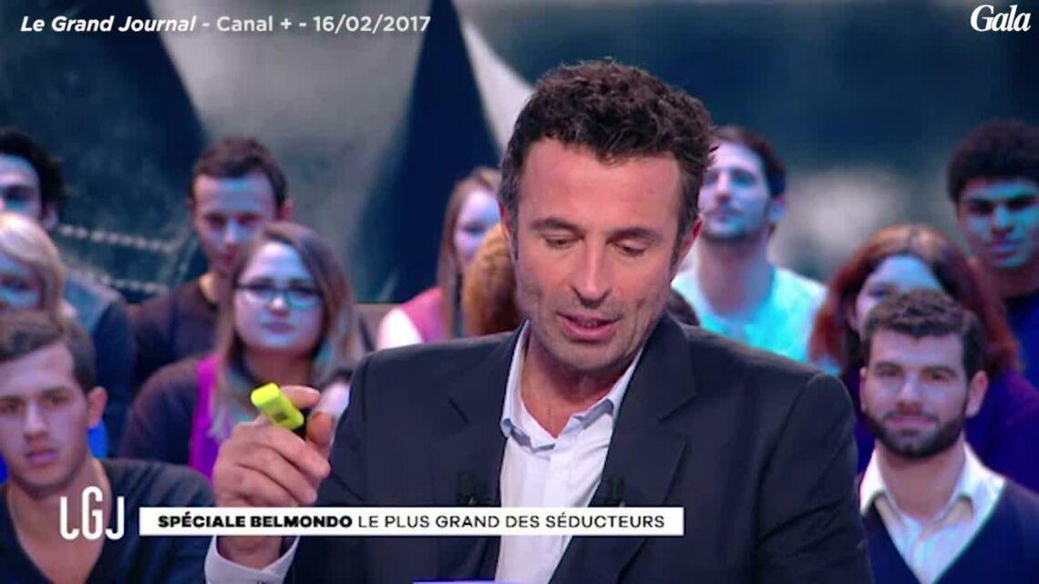 """VIDEO – Jean-Paul Belmondo, révèle avoir """"peloté"""" les seins de Brigitte Bardot"""