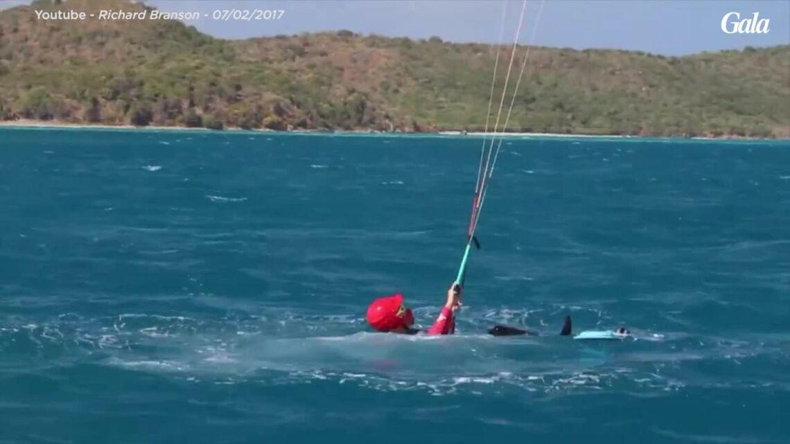VIDEO- Barack Obama s'éclate en kite-surf