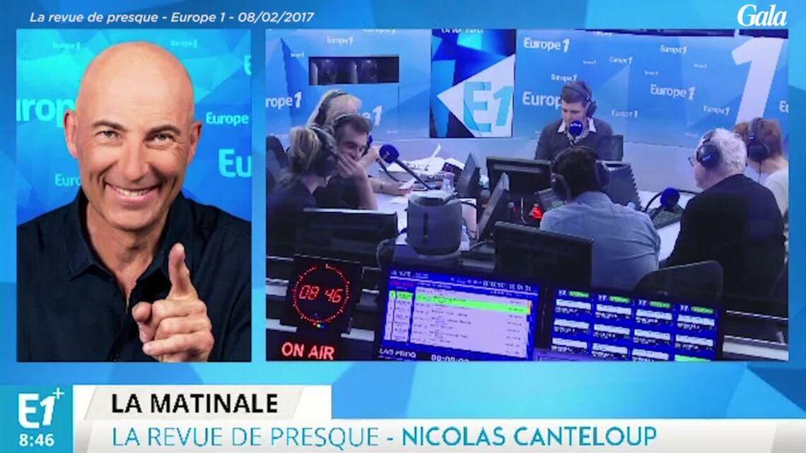 VIDEO – Nicolas Canteloup: ses blagues homophobes sur le viol de Théo passent mal