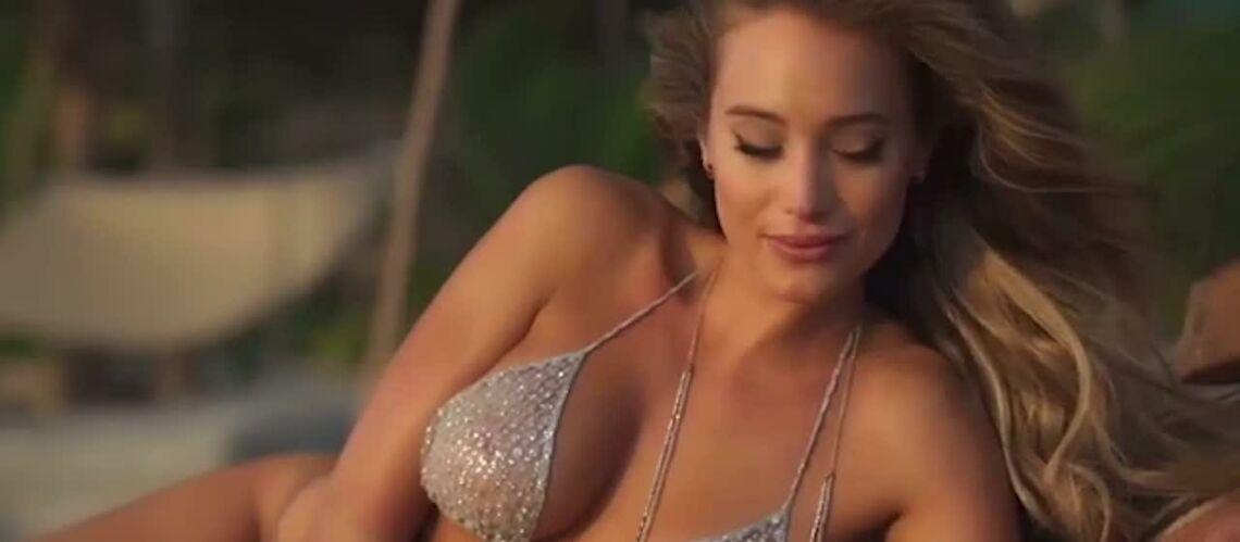 VIDEO – Découvrez le secret bien gardé d'Hannah Jeter, mannequin ultra sexy