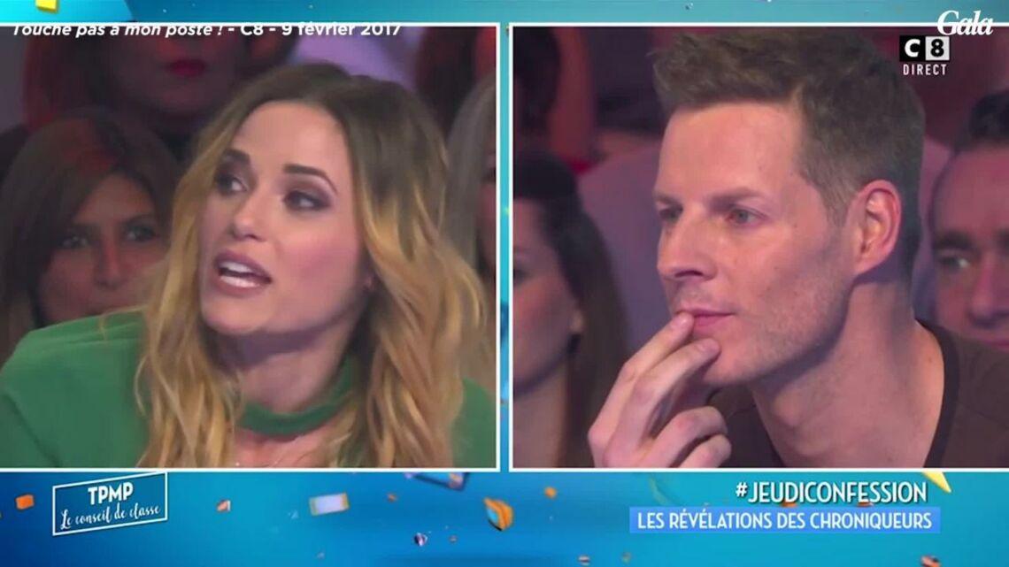 VIDEO – TPMP: Capucine Anav confie avoir été «folle amoureuse de Matthieu Delormeau» avant de travailler à la TV
