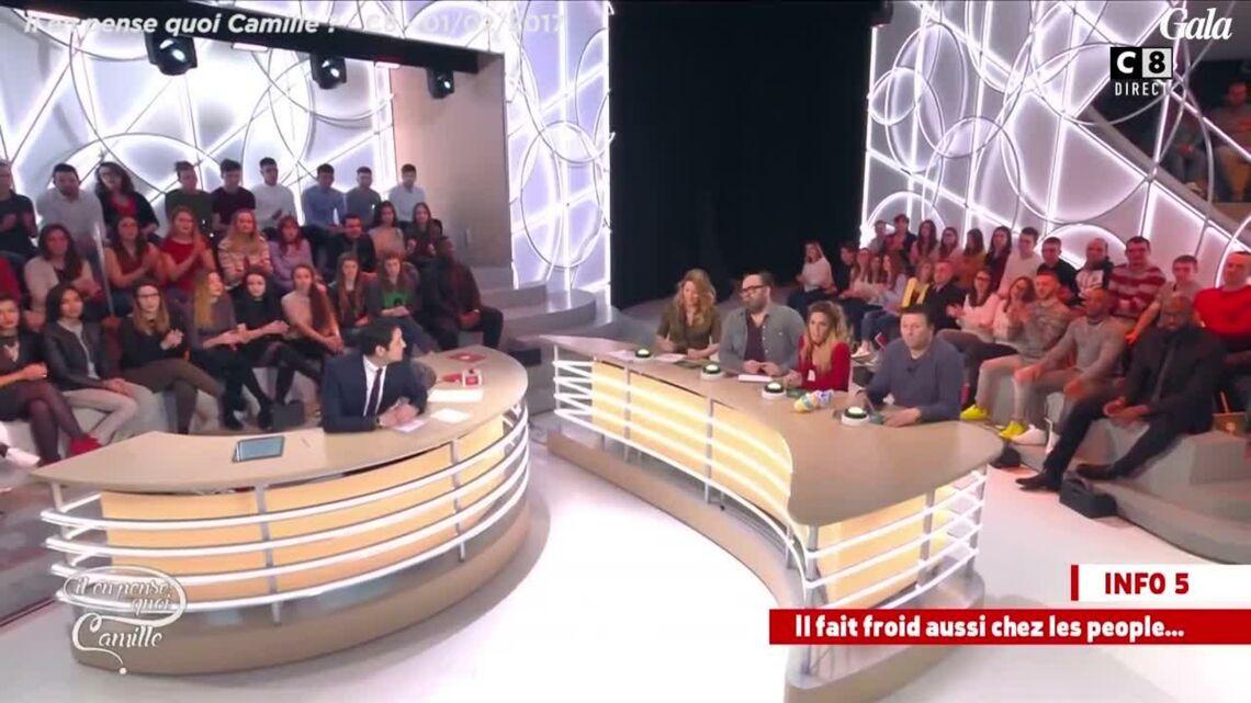 VIDEO – Capucine Anav balance sur les faux seins de Caroline Receveur de Danse avec les stars