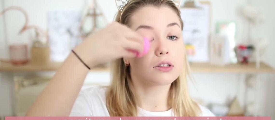 VIDEO- Courageuse EnjoyPhoenix, elle se montre sans maquillage