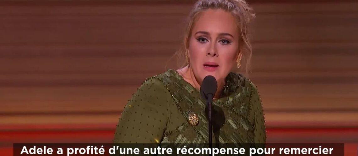 VIDEO- La soirée très mouvementée d'Adele aux Grammys