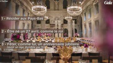 VIDEO- L'incroyable invitation du roi Willem-Alexander des Pays-Bas