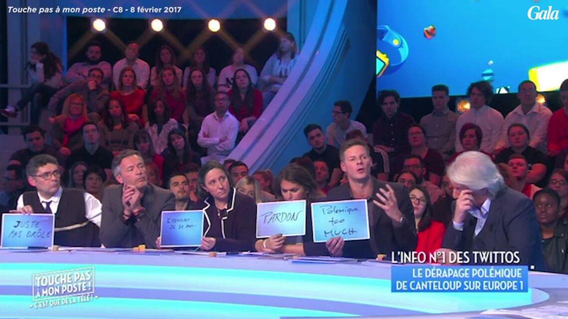 VIDEO –Cyril Hanouna attaque Thomas Sotto et défend Nicolas Canteloup: «Il ne véhicule que des belles valeurs»