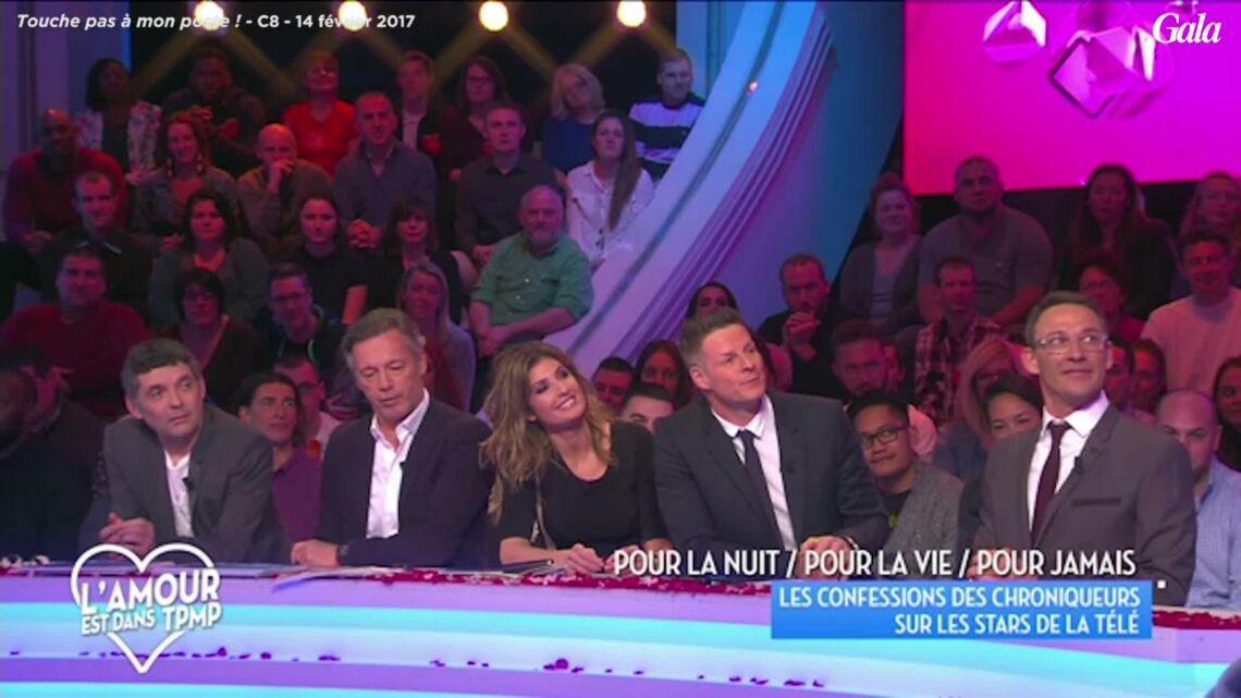 VIDEO – TPMP – Matthieu Delormeau: découvrez avec quelles stars de la télé il fricoterait bien