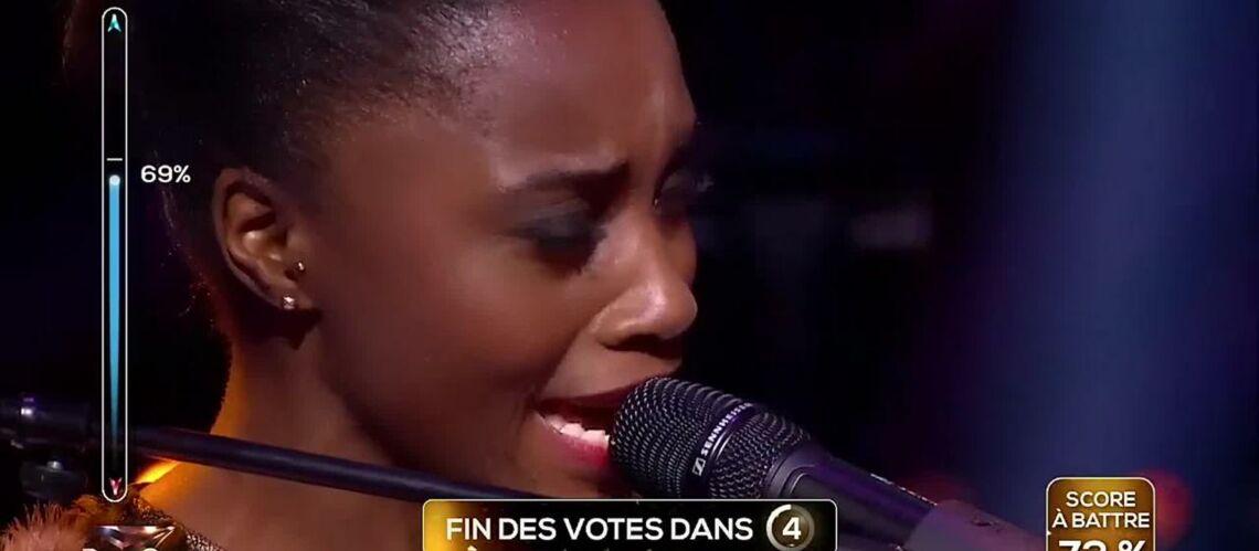VIDEO GALA – The Voice: Ann-Shirley a été finaliste d'un télé-crochet sur M6!