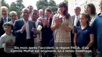 VIDEO – Il y a deux ans, Florence Arthaud, Camille Muffat et Alexis Vastine perdaient la vie