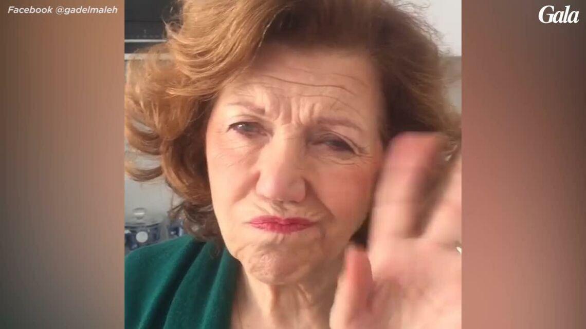 VIDEO – Gad Elmaleh réclame l'aide de sa mère… pour obtenir un visa pour les États-Unis