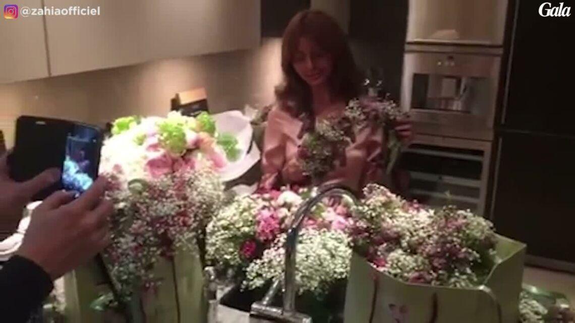 VIDEO – Zahia s'est trouvée un nouveau métier…très sage