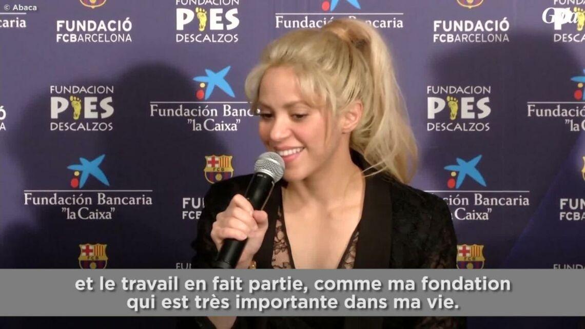 VIDEO- Shakira dévoile les secrets de la longévité de son couple