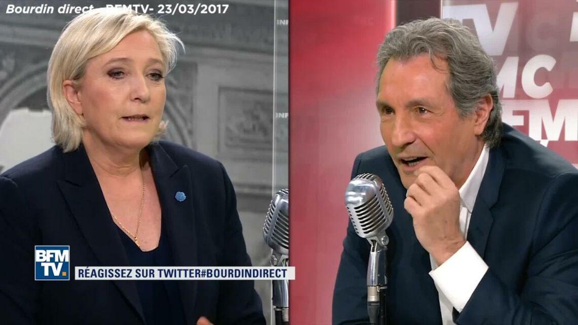 VIDEO – Marine Le Pen a «souffert à cause de ses talons» pendant le débat