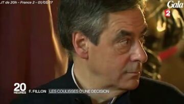 VIDEO- Le moment où François Fillon a failli tout lâcher
