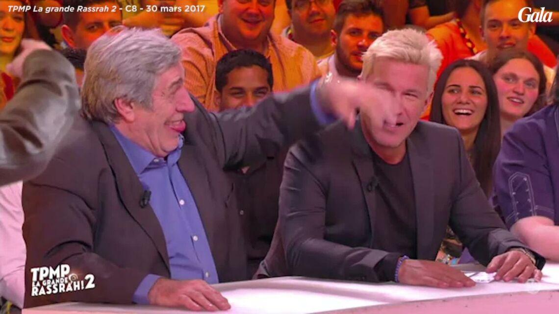 VIDEO – Benjamin Castaldi bientôt papa? Son père Jean-Pierre Castaldi gaffe en direct