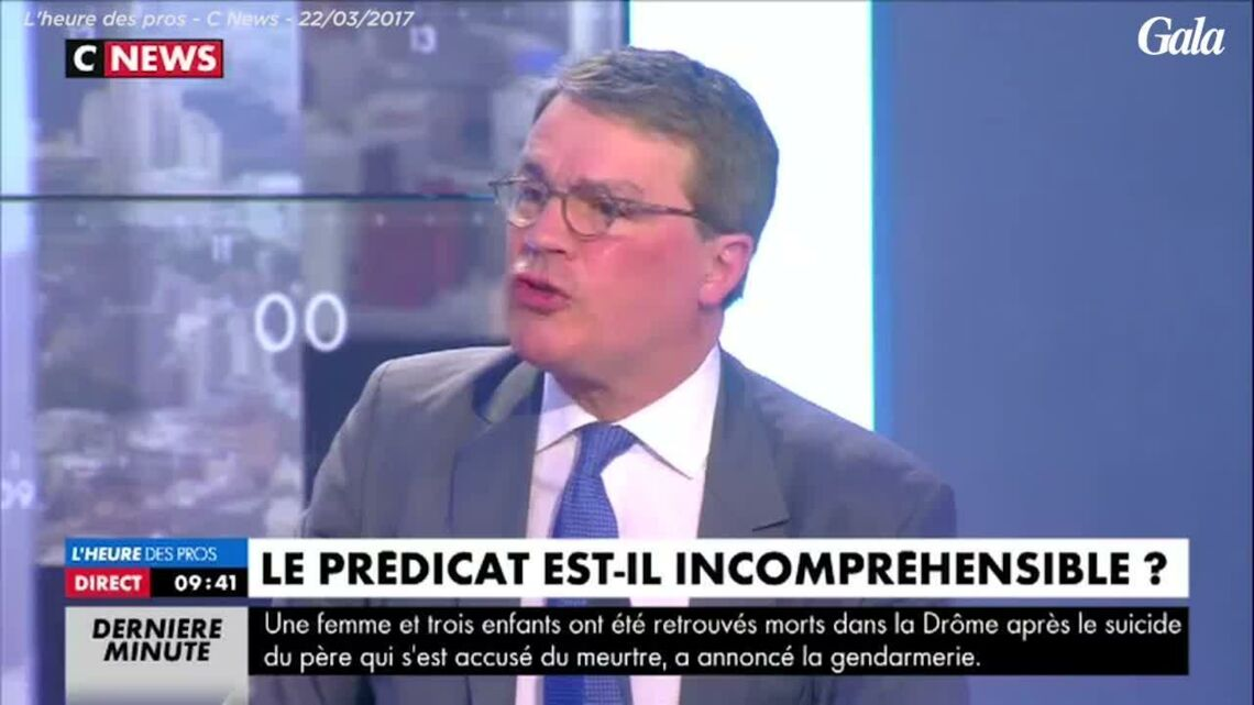 VIDEO – Clash entre Pascal Praud et le député Patrick Bloche