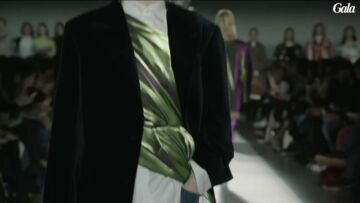 VIDEO – 5 choses à rete­nir du défilé Dries Van Noten