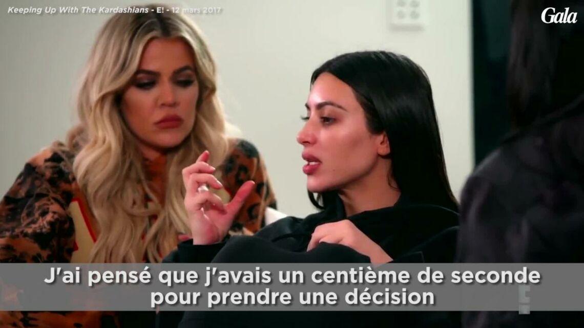 VIDEO – Kim Kardashian, en larmes, raconte son agression à Paris pour la première fois