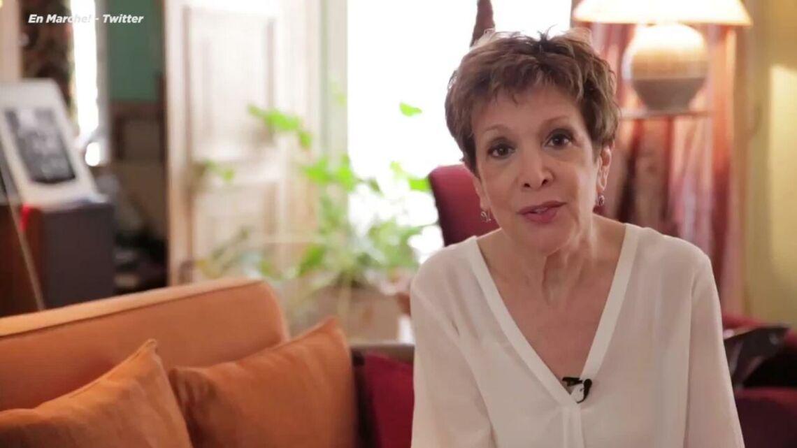 VIDEO – Catherine Laborde rejoint Emmanuel Macron