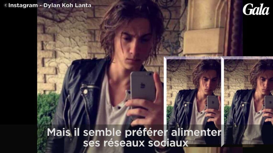VIDEO – Koh-Lanta :  Les photos très hot de Dylan, l'arro­gant mannequin