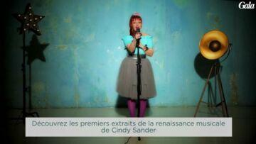 VIDEO – Cindy Sander: découvrez ses toutes nouvelles chansons 100% Mugler