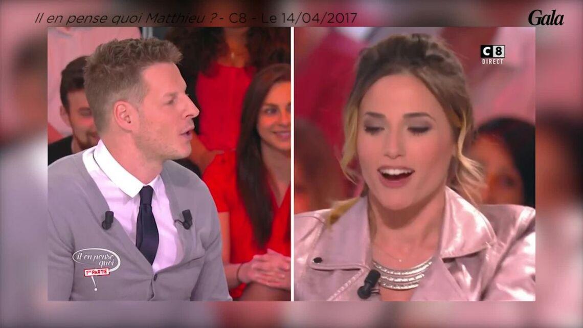 VIDEO – Capucine Anav et Louis Sarkozy le retour de flamme? Elle ne dément pas
