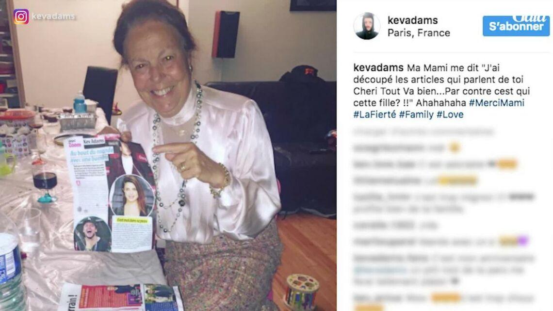 VIDEO – Le grand-père de Kev Adams jaloux de son succès avec les filles