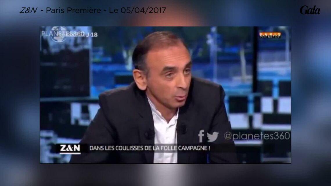 VIDEO – Eric Zemmour sous-entend qu'une journaliste «couche avec les politiques», les téléspectateurs choqués