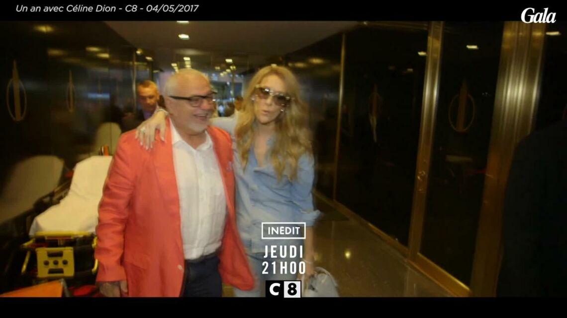 VIDEO – Passez «un an» avec Céline Dion