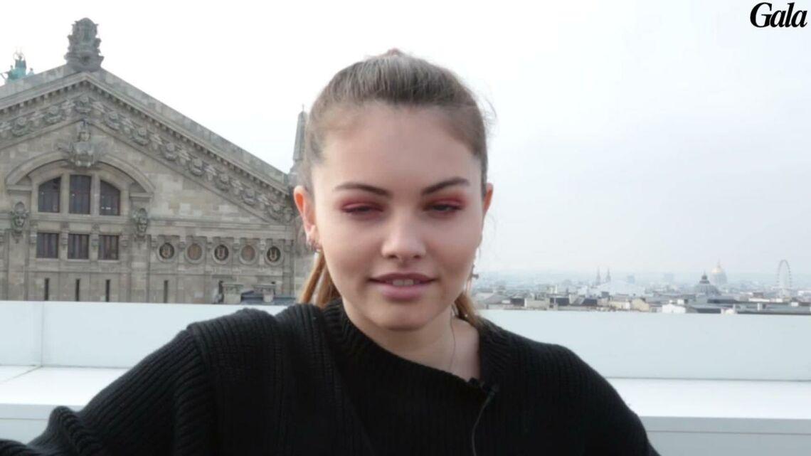 EXCLU VIDEO – Thylane Blondeau: Rencontre avec la plus jeune égérie l'Oréal Paris