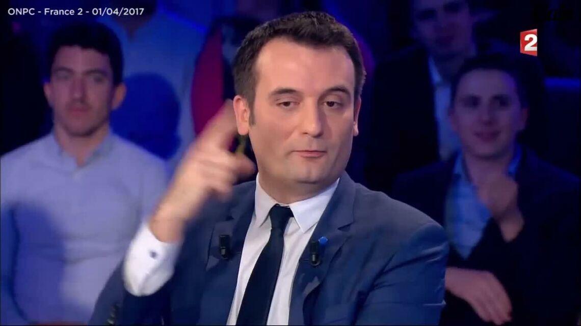 VIDEO – Laurent Ruquier et Florian Philippot s'accrochent violemment: malaise sur le plateau de ONPC