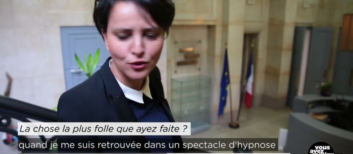 EXCLU VIDEO – Najat Vallaud-Belka­cem : « Mon mari me surnomme Lulu »