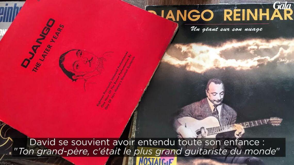 VIDEO – Django Reinhardt intime raconté par son petit-fils David