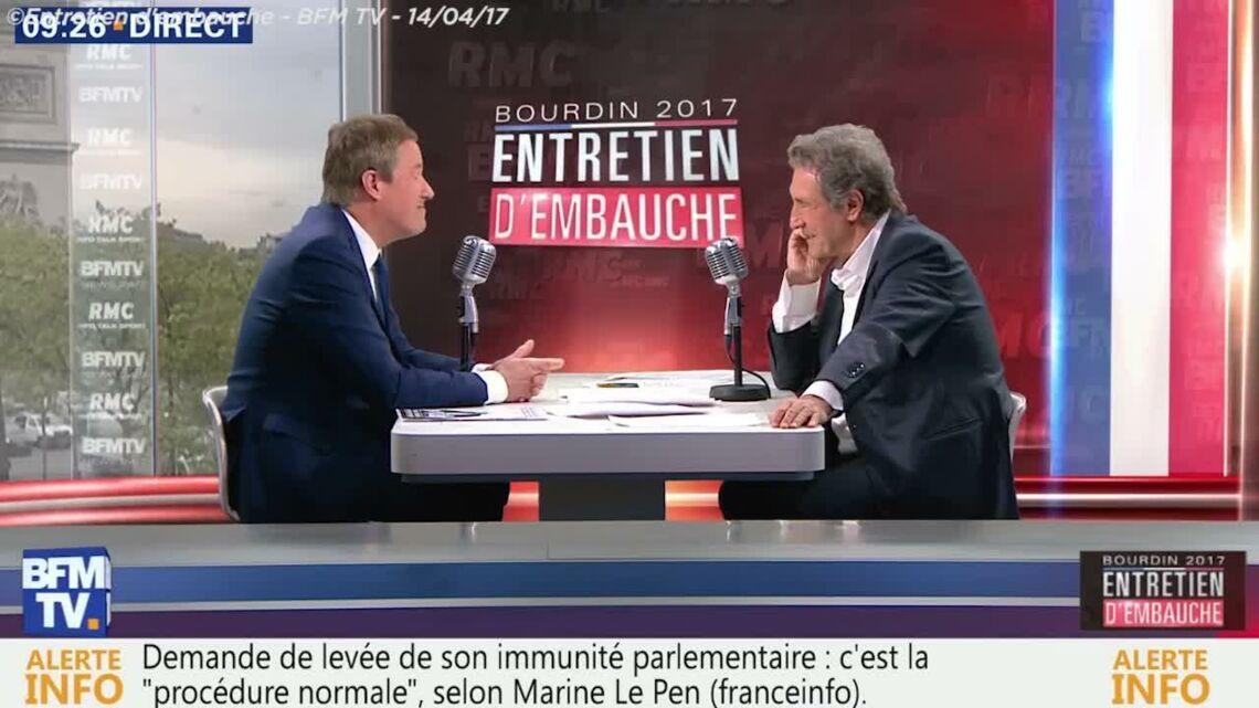 VIDEO – Pourquoi Nicolas Dupont-Aignan refuse-t-il de montrer ses enfants?