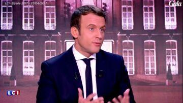 VIDEO – Emmanuel Macron souhaite une rôle public mais bénévole pour son épouse Brigitte