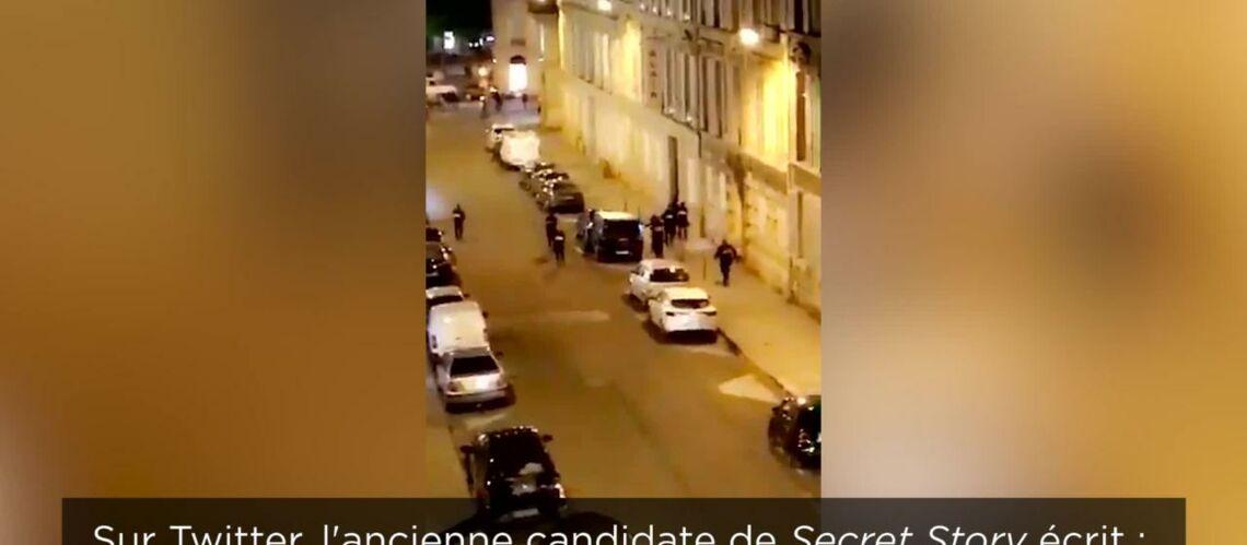 VIDEO –Caroline Receveur, témoin de l'attentat des Champs-Élysées, a filmé l'action de la police