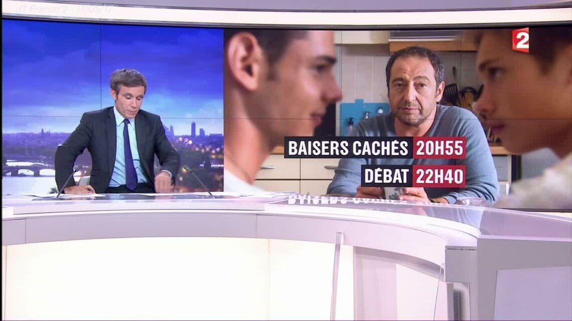 VIDEO – David Pujadas remercie ses téléspectateurs pour leur fidélité, en direct dans le JT de France 2