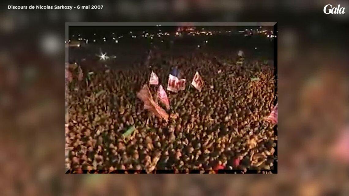 VIDEO- Chirac, Hollande, Sarkozy: soirs de victoire de Tulle au Fouquet's
