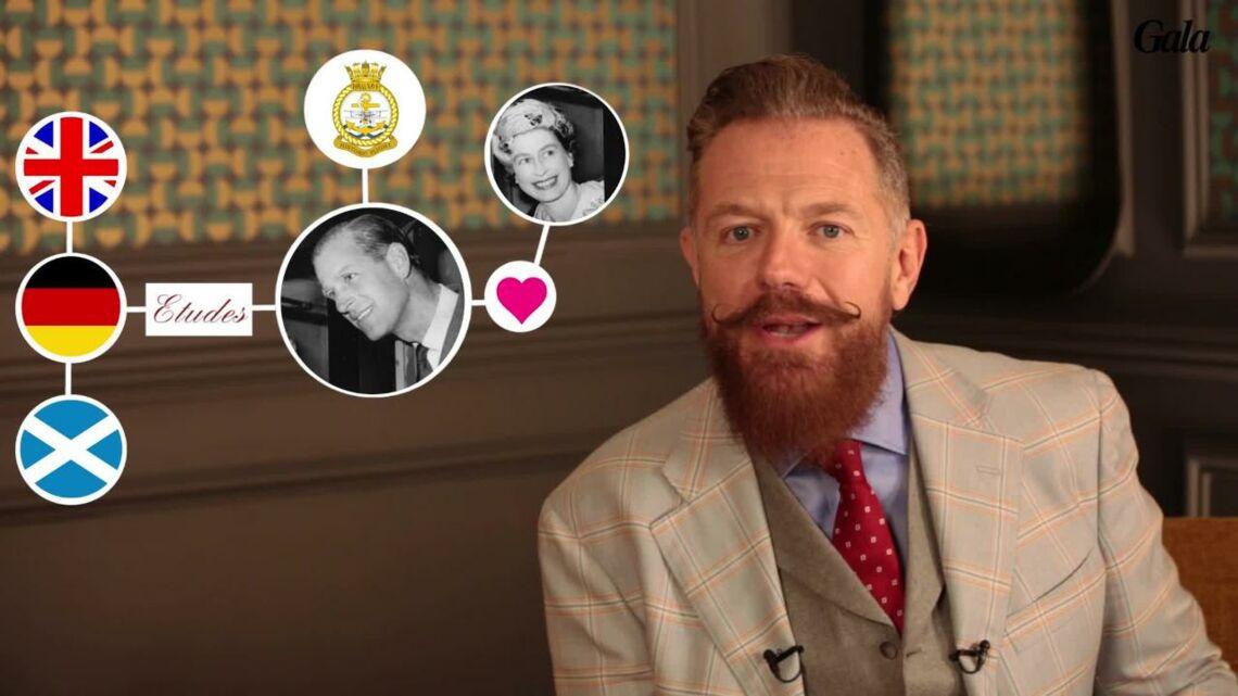VIDEO – Découvrez les secrets de la vie du Duc Philip d'Edimbourg dans cette bio politiquement incorrecte!