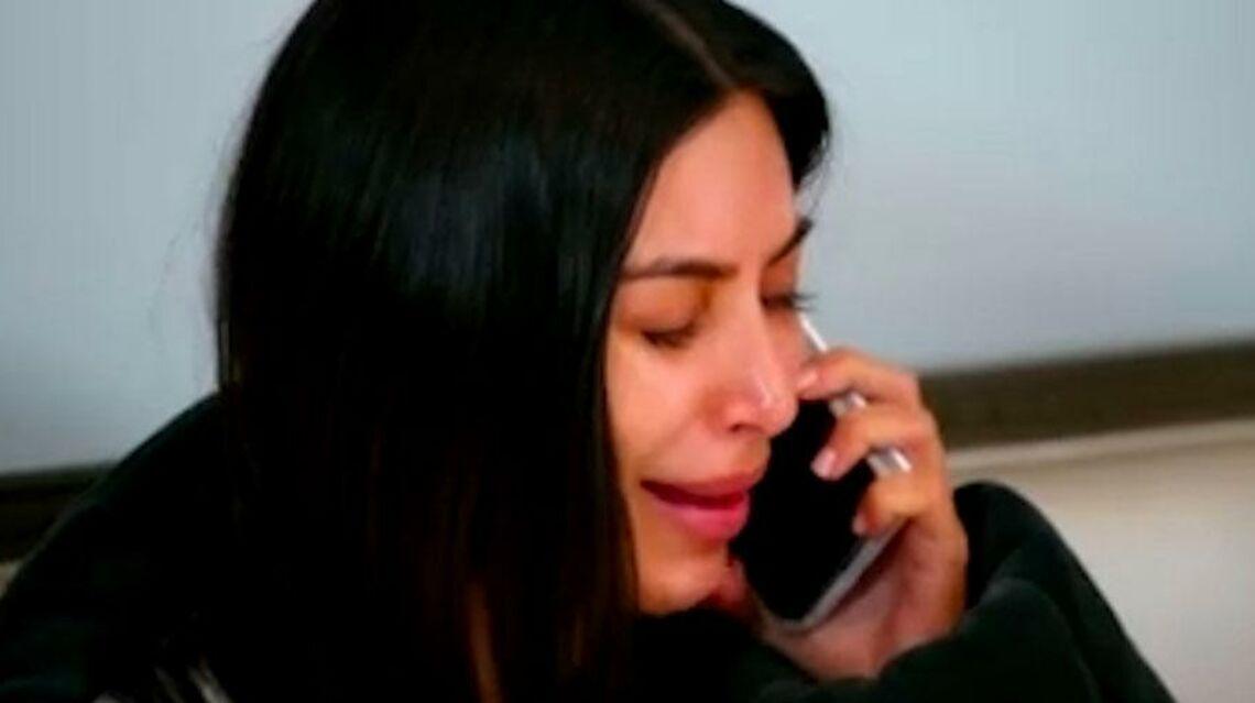 VIDEO- Kim Kardashian: pourquoi pleure-t-elle tout le temps?