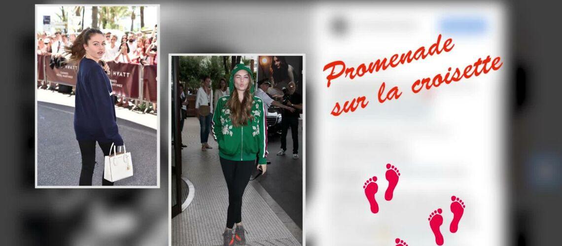 VIDEO- Cara Delevingne boude à Cannes