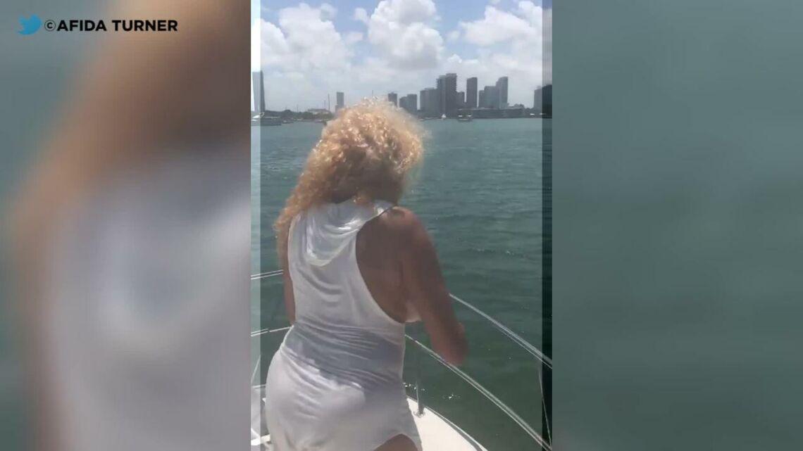 VIDEO – Afida Turner sans pudeur dévoile tout à Miami!